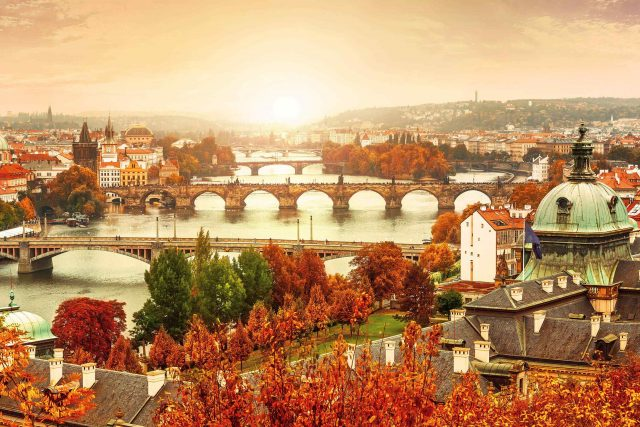 Inspiring Prague