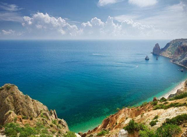 Обиколка на брега на Черно море